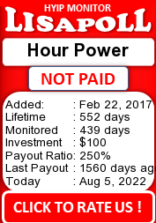 lisapoll.com - hyip hour power